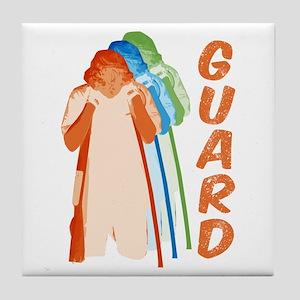 Guard Tile Coaster
