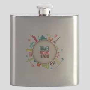 Travel around the world Flask