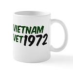 Vietnam Vet 1972 Mug