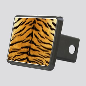Tiger Fur Print Hitch Cover