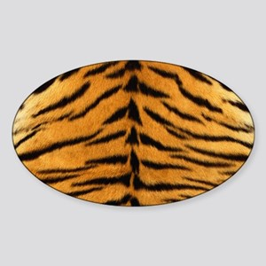 Tiger Fur Print Sticker