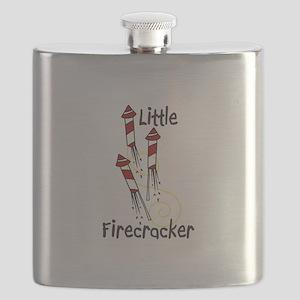 Little Firecracker Flask