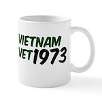 Vietnam Vet 1973 Mug