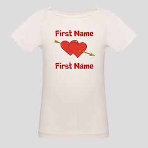 Valentines Day Girlfriend Organic Baby T-Shirts - CafePress 5d550bdd3
