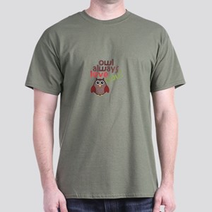 Owl Always Love You! T-Shirt