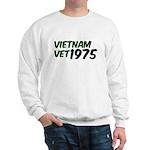 Vietnam Vet 1975 Sweatshirt