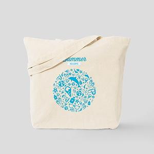 Summer holidays Tote Bag