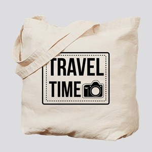 Travel time Tote Bag