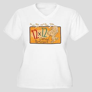 12 x 12 Participant Plus Size T-Shirt