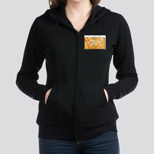 12 x 12 Participant Women's Zip Hoodie