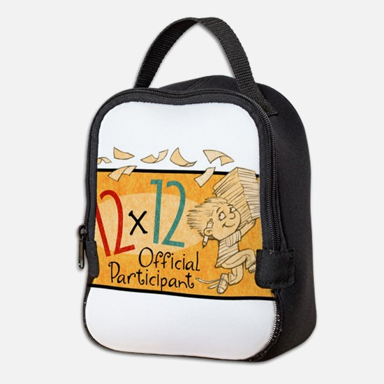 12 x 12 Participant Neoprene Lunch Bag