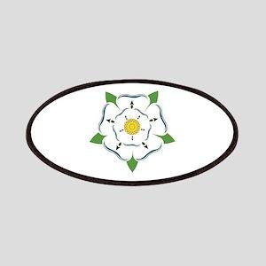 Heraldic Rose Patches