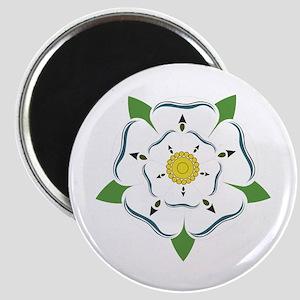Heraldic Rose Magnets