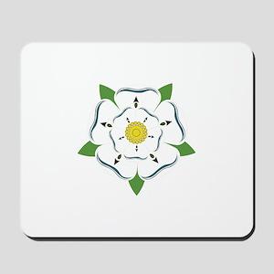 Heraldic Rose Mousepad