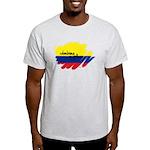 Colombiana Orgullosa Light T-Shirt