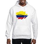 Colombiana Orgullosa Hooded Sweatshirt
