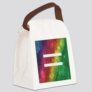 Equalrights1 Canvas Lunch Bag
