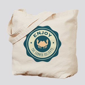 Enjoy the summer holidays Tote Bag