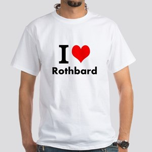 "I ""Heart"" Rothbard T-Shirt"