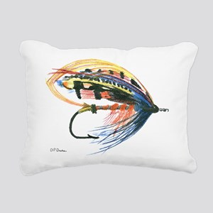 Fly2 Rectangular Canvas Pillow