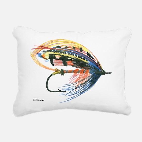 Fly2.png Rectangular Canvas Pillow