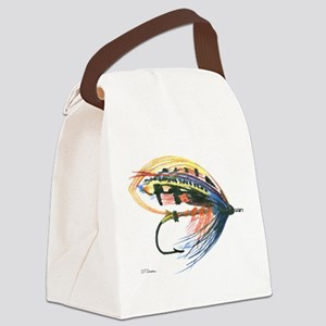 Fly2 Canvas Lunch Bag