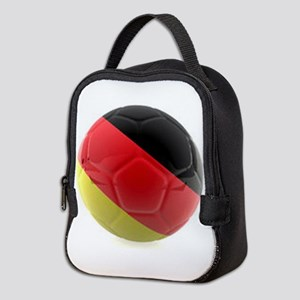Germany World Cup Ball Neoprene Lunch Bag