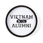VIETNAM ALUMNI Wall Clock