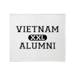 VIETNAM ALUMNI Throw Blanket
