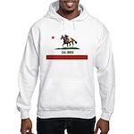 Cal-Bred Brand Hooded Sweatshirt