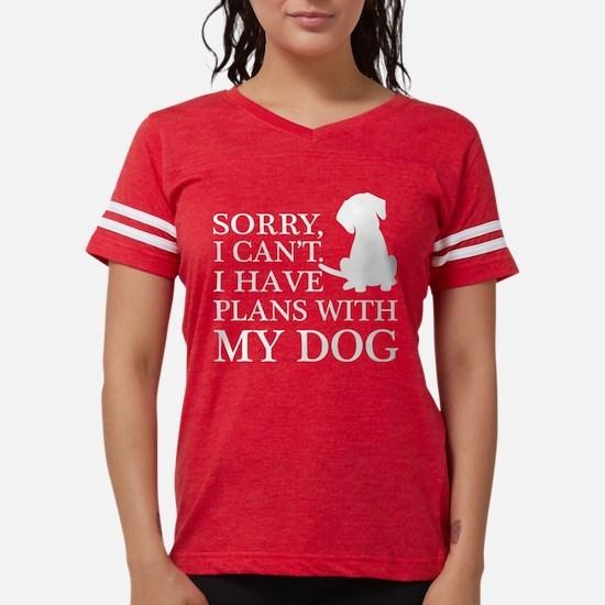 I have plans, Dog Lovers T-Shirt