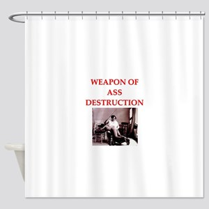 bdsm Shower Curtain