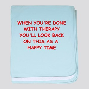 therapy baby blanket