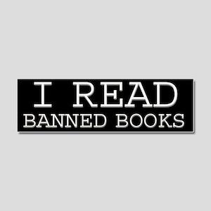 I Banned Books Mini Button.  1.95.  3.99 · Car Magnet 10 x 3 5ad8b6cb4cadf