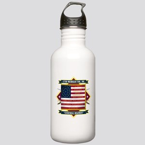 17th Michigan Volunteer Infantry Water Bottle