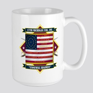 17th Michigan Volunteer Infantry Mugs