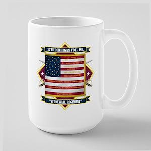 17th Michigan Volunteer Infantry Mugs