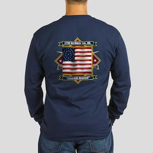 17th Michigan Volunteer Long Sleeve T-Shirt