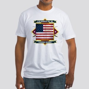 17th Michigan Volunteer Infantry T-Shirt