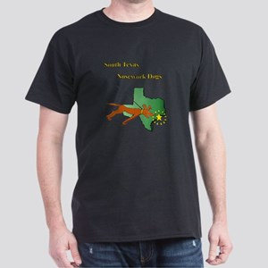 South Texas Nosework Dogs T-Shirt