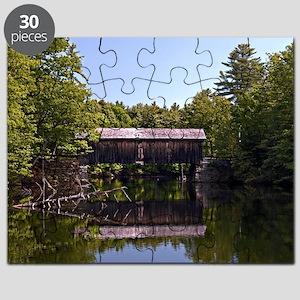 Windham Covered Bridge Puzzle