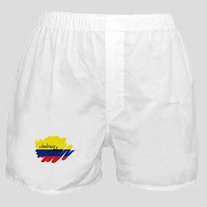 Orgulloso Colombiano Boxer Shorts