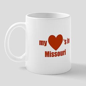 Missouri (2 sided) Mug