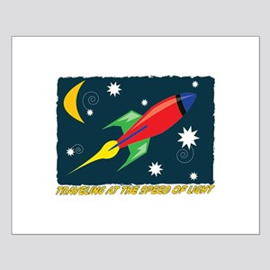 Traveling At The Speed Of Light Posters