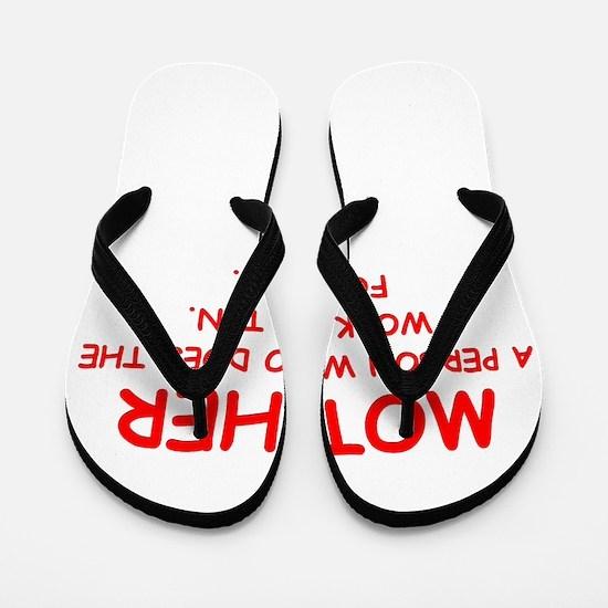 mother Flip Flops