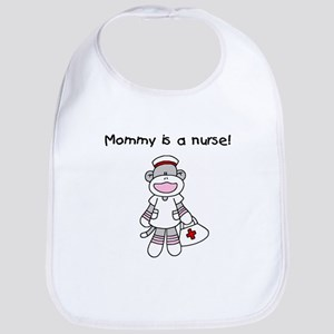 Mommy is a Nurse Bib