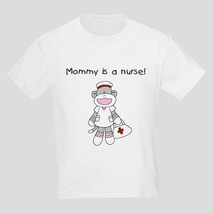 Mommy is a Nurse Kids Light T-Shirt