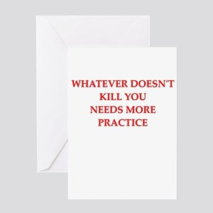 practice Greeting Cards