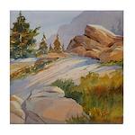 Sierra Shadows Tile Coaster