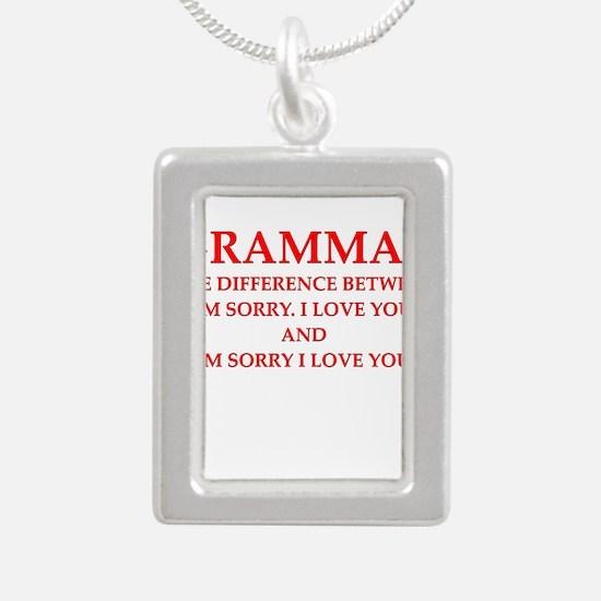 grammar Necklaces